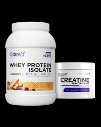 Whey Protein Isolate / + Creatine FREE от OstroVit