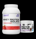 Ostrovit Whey Isolate / + Levro Unique Protein Spread FREE για δίαιτες