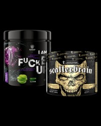 KLSS Scatterbrain / I am F#CKED UP INTRA Formula от Kevin Levrone, Swedish Supplements