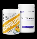 Swedish Creavolution + OstroVit Glutamine για δίαιτες
