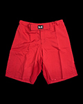 MMA Shorts - Red για δίαιτες