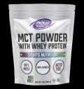Sports MCT Powder / with Whey Protein / Keto Fuel για δίαιτες
