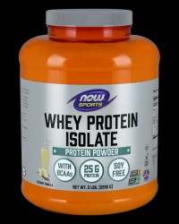 Sports Whey Protein Isolate от NOW Foods