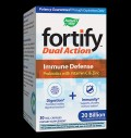 Fortify Dual Action Immune Defense 20 Billion Active Probiotics + Vitamin C and Zinc για δίαιτες