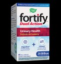 Fortify Dual Action Urinary Health 20 Billion Active Probiotics  + Cranberry για δίαιτες