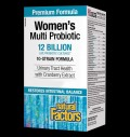 Women's Multi Probiotic with CranRich® 12 Billion Active Cells για δίαιτες