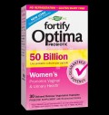 Fortify Optima Women`s 90 Billion Active Probiotics για δίαιτες