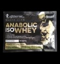 Black Line Anabolic ISO Whey για δίαιτες