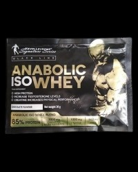 Black Line Anabolic ISO Whey от Kevin Levrone