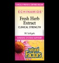 ECHINAMIDE® Fresh Herb Extract Clinical Strength για δίαιτες
