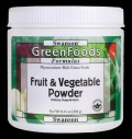 Fruit & Vegetable Powder για δίαιτες