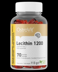 Lecithin 1200 mg / NO GMO от OstroVit