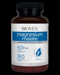Magnesium Malate 425 mg от BIOVEA