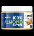 NutVit 100% Almond Butter Smooth για δίαιτες