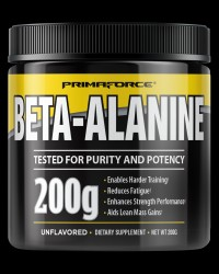 Beta-Alanine Powder от PrimaForce Supplements
