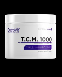 Pure Tri-Creatine Malate (TCM) 1000 mg от OstroVit