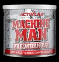 Machine Man / Pre-Workout για δίαιτες
