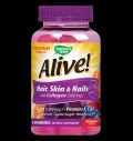 Alive! Hair, Skin and Nails Premium Formula για δίαιτες