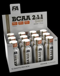 Performance BCAA 2:1:1 Liquid Shot от FA Nutrition