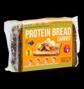 Protein Bread - Carrot για δίαιτες
