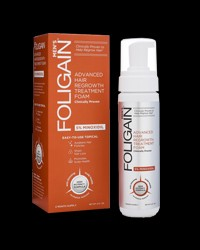 FOLIGAIN F5® 5% MINOXIDIL FOAM for Men от DS Laboratories