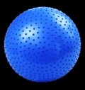 Massage Fitness Ball With a Pump για δίαιτες