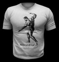 Kevin Levrone Signature Series T-Shirt - Light Grey για δίαιτες