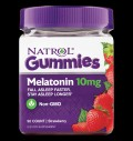 Natrol Melatonin Gummies 10 mg για δίαιτες