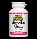 Magnesium Citrate 150 mg για δίαιτες