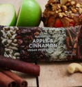 Apple & Cinnamon Vegan Protein Slice Bar για δίαιτες