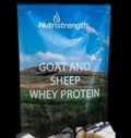 Goat and Sheep Whey Protein για δίαιτες