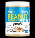 Peanut Butter + Coconut Butter για δίαιτες