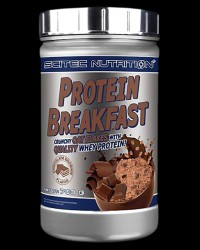 Protein Breakfast от Scitec Nutrition
