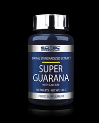Super Guarana 450 mg от Scitec Essentials