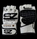 MMA Gloves Evo Line - White & Black για δίαιτες