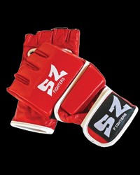MMA Gloves - Red от SZ Fighters