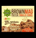 BrownMag Protein Tribulus Cookie για δίαιτες