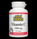 Vitamin C 1000 mg Time Release για δίαιτες