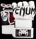Undisputed 2.0 MMA Gloves - Nappa Leather - White για δίαιτες