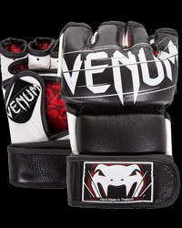 Undisputed 2.0 MMA Gloves - Nappa Leather - Black от Venum