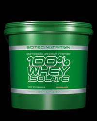100% Whey Isolate от Scitec Nutrition
